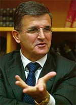 Photo from profile of Svetozar Marovic