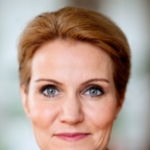 Photo from profile of Helle Thorning-Schmidt