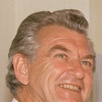 Photo from profile of Bob Hawke