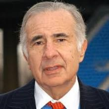 Carl Celian Icahn's Profile Photo