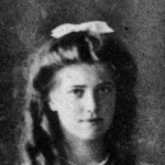 Maria Nikolaevna - Daugher of Alexandra Romanova