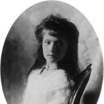 Anastasia Nikolaevna - daughter of Alexandra Romanova