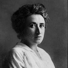 Rosalia Luxemburg March 5 1871 January 15 1919 German