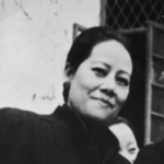 Photo from profile of Mei-ling Soong