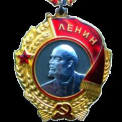 Award Order of Lenin