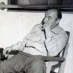 Photo from profile of Pablo Neruda