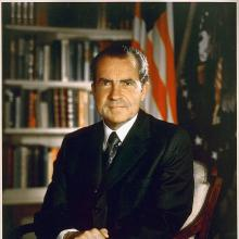 Richard Nixon's Profile Photo