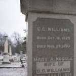 Photo from profile of Charles Williams