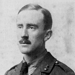 Photo from profile of John Tolkien