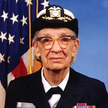 Grace Hopper's Profile Photo