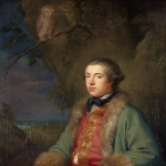 Photo from profile of James Boswell