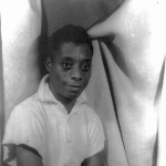 Photo from profile of James Baldwin