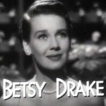 Betsy Drake - Spouse (3) of Cary Grant