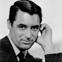 Cary Grant's Profile Photo