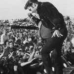 Photo from profile of Elvis Presley