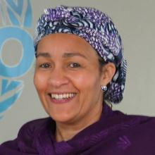 Amina Mohammed's Profile Photo