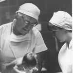Photo from profile of Virginia Apgar