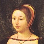 Margaret Tudor  - daughter of Henry VII of England