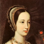 Mary Tudor  - daughter of Henry VII of England