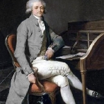 Photo from profile of Maximilien Robespierre