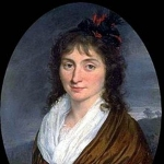 Charlotte de Robespierre - sister of Maximilien Robespierre