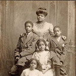 Photo from profile of Ida Wells-Barnett