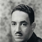 Photo from profile of Thurgood Marshall