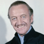 David Niven - friend of Fred Astaire