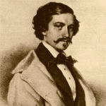 Photo from profile of Johann Strauss
