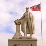 Photo from profile of James Polk