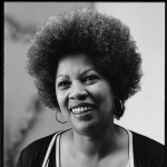 Photo from profile of Toni Morrison
