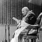 Photo from profile of Pope John XXIII