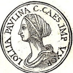 Lolly Pauline - 3rd wife of Gaius Germanicus
