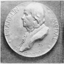 Award Franklin Medal