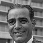Charles Rebozo  - Friend of Richard Nixon