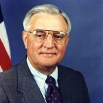 Walter Mondale  - colleague of Jimmy Carter