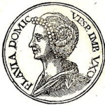 Domitilla - Mother of Titus Domitianus