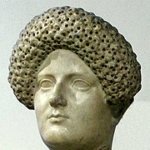Domitia Longina  - Wife of Titus Domitianus