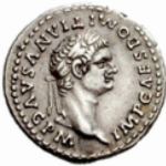 Achievement Upon his accession, Domitian revalued the Roman currency by increasing the silver content of the denarius by 12%. This coin commemorates the deification of Domitian's son. of Titus Domitianus