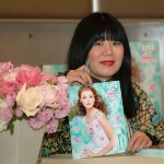 Achievement Designer Anna Sui attends the launch of her new fragrance 'Secret Wish' at Victoria's Secret April 27. of Anna Sui