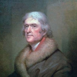 Photo from profile of Thomas Jefferson