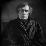 Photo from profile of Roger Taney