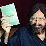 Photo from profile of Khushwant Singh