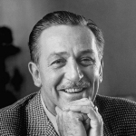 Walt Disney - colleague of Mary Blair