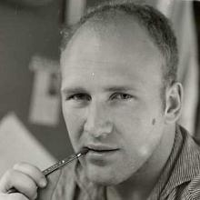 Ken Kesey's Profile Photo