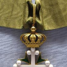 Award Order of Saints Maurice and Lazarus