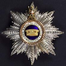 Award Order of the Crown of Italy