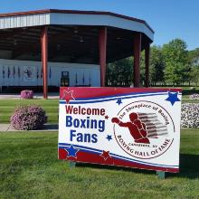Award International Boxing Hall of Fame