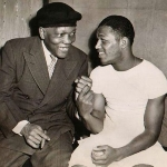 Jack Johnson  - Friend of Sugar Ray Robinson