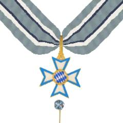 Award Bavarian Order of Merit